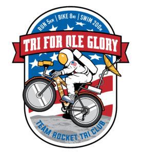 Tri for Ole Glory 2020
